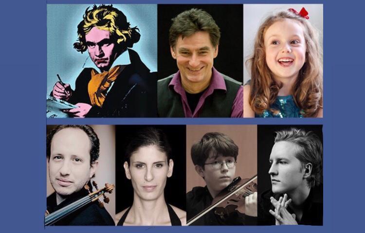 Mitwirkung bei den Prelude Concerts